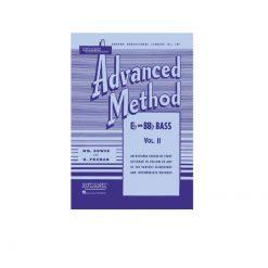 Rubank Advanced Method Eb Bass