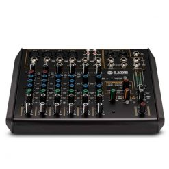 F 10XR 10-CHANNEL MIXING CONSOLE WITH MULTI-FX & RECORDING