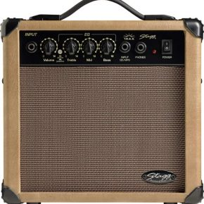 Stagg 10AA Acoustic Guitar Amplifier