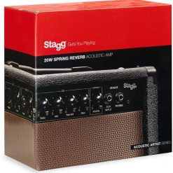Stagg 20AAR Acoustic Guitar Amplifier