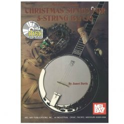 Christmas Songs for 5 String Banjo