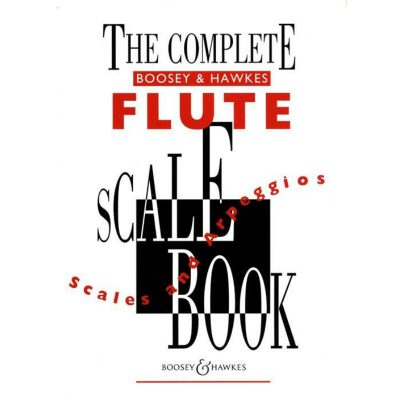 Complete Flute Scale Book Boosey & Hawkes