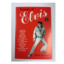 Songs of Elvis Vol 1(Words & Chords)