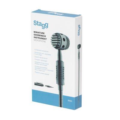 Stagg SIM20 Miniature gooseneck instrument microphone