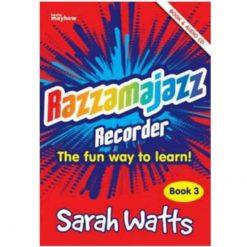 Razzamajazz Recorder Book 3