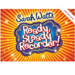 Ready, Steady Recorder! Pupil Book + Audio CD