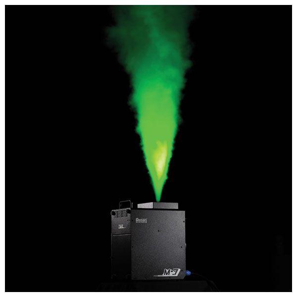 M-7 1500W Pro CO2 Simulating RGBA Fogger