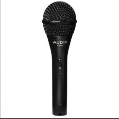 Audix OM2S Dynamic Vocal/Instrument Microphone With Switch