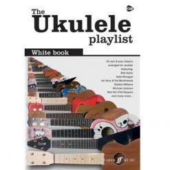 Ukulele Playlist White Book:
