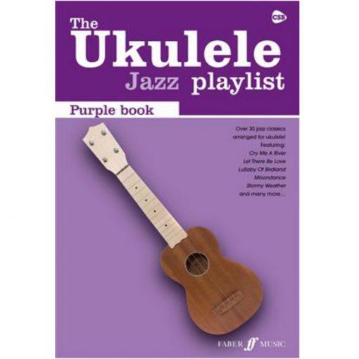 Ukulele Jazz Playlist Purple Book: