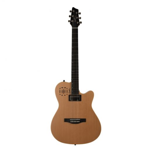 Godin A6 ULTRA Natural SG Acoustic Electric Guitar