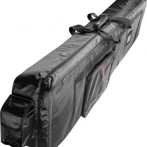 Stagg K18138 deluxe black nylon keyboard bag
