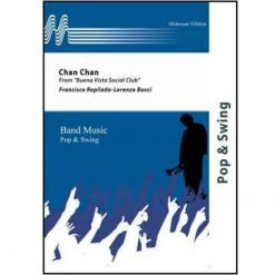 Buena Vista Social Club Concert Band Set and Score
