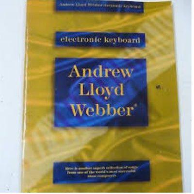 Andrew Lloyd Webber Electronic Keyboard