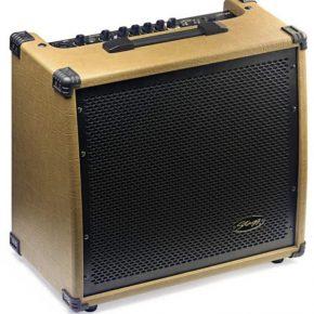 Stagg 60AAR 60-watt spring reverb acoustic amplifier