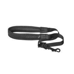 Stagg Fully-adjustable easy saxophone strap with soft neck padding, black