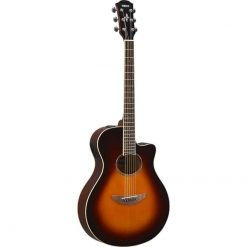 Yamaha APX600 OVS Thin Body Acoustic-Electric