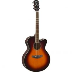 Yamaha CPX600 OVS Acoustic-Electric Guitar