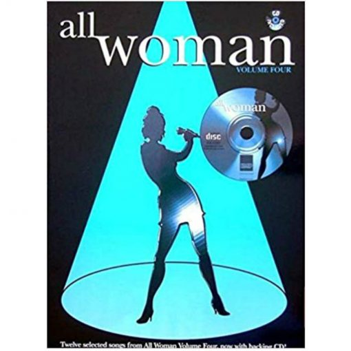 All Woman Vol. 4 & Cd