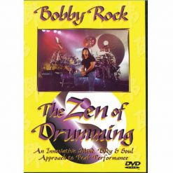 Bobby Rock: The Zen of Drumming DVD