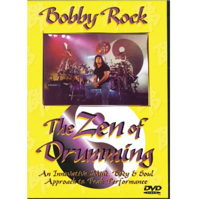 Bobby Rock: The Zen of Drumming DVD