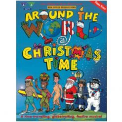 Around The World at Christmas (+ 2CDs) (School Musical)