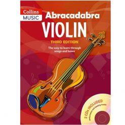 Abracadabra Violin Book 1 Third Edition