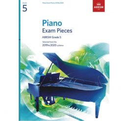 Piano Exam Pieces 2019 and 2020 - Grade 5