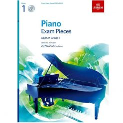 Piano Exam Pieces 2019 and 2020 - Grade 1