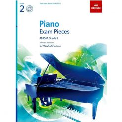 Piano Exam Pieces 2019 and 2020 - Grade 2 & Cd