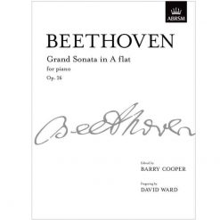 Grand Sonata in A flat major, Op. 26