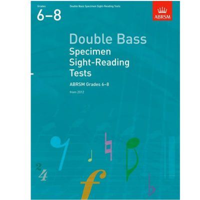 Double Bass Specimen Sight-Reading Tests,