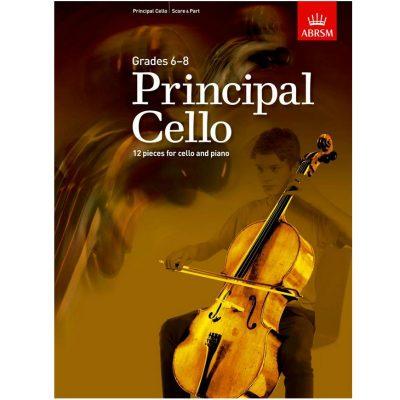 Principal Cello 12 repertoire pieces for cello, Grades 6-8