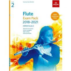 Flute Exam Pack Grade 2 2018-2021