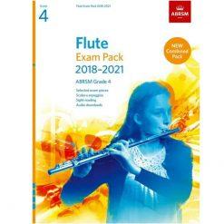 Flute Exam Pack Grade 4 2018-2021: