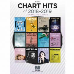 Chart Hits Of 2018-2019 Ukulele