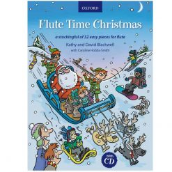 Flute Time Christmas with Cd