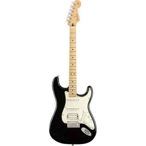 0144523506 Fender Player Series HSS Strat | Black/Maple