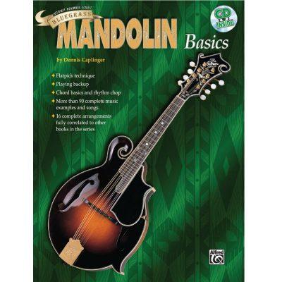 Bluegrass Mandolin Basics & Cd