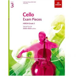 Cello Exam Pieces 2020-2023 Grade 3