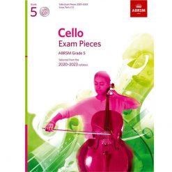 Cello Exam Pieces 2020-2023 Grade 5