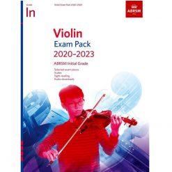 Violin Exam Pack 2020-2023 Initial Grade