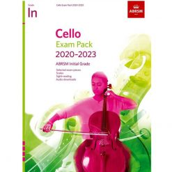 Cello Exam Pack 2020-2023 Initial Grade ABRSM