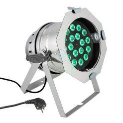 Cameo PAR 64 CAN 18 x 8W QUAD Colour LED