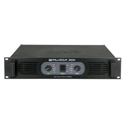 DAP Audio P-2000 Palladium Power Amplifier (D4137B)