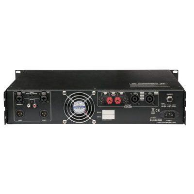 DAP Audio D4212 DM-1000 2x 500W Class-D amplifier
