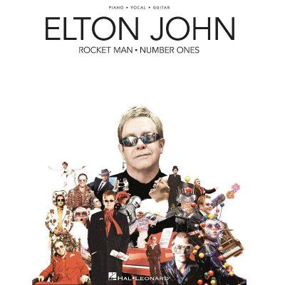 Elton John Rocket Man - Number Ones