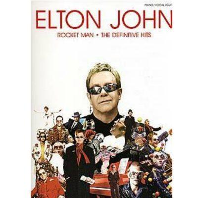 Elton John Rocket Man - The Definitive Hits Pvg