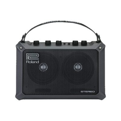 Battery-Powered Stereo Amplifier