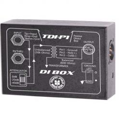Topp Pro TDIP1 Passive D.I. Box
